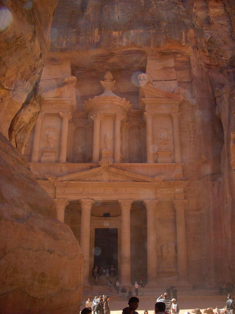 The Infamous Petra Treasury - Amman