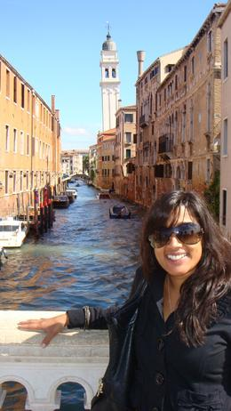 We had a great time in Venice., Sadaf R - June 2008