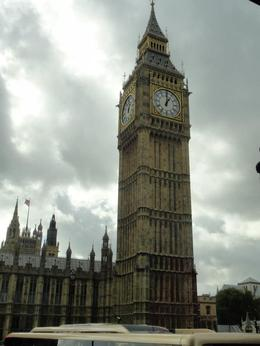 My first time in London, it was only for seven hours, but it was lovely!! I can't wait to go back :) , Trina S - October 2012