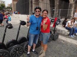 Photo of Rome Rome Segway Tour Big Mamma G.