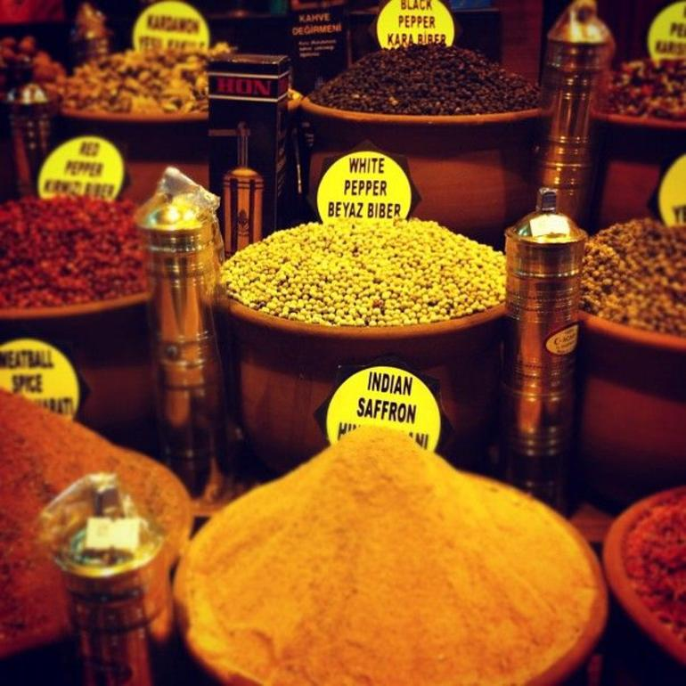 Egyptian Spice Market - Istanbul