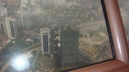 Picture taken from the Kuala Lumpur Tower., Aruna S - October 2008
