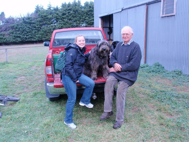 Ivor and I - Christchurch
