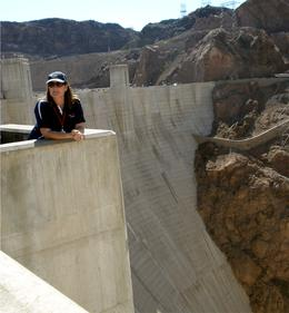 Photo of Las Vegas Ultimate Hoover Dam Tour Joni (Comedy On Deck Tour Guide)