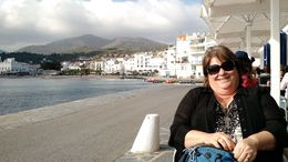 Debi, looking forward to our calamari! , Robert H - November 2015