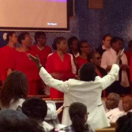 Chant, choral, gospel , Emilie C - June 2014