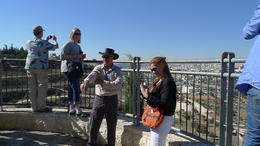 Photo of Tel Aviv Highlights of Israel Day Trip from Tel Aviv: Jerusalem and the Dead Sea Moshe on the Mount of Olives