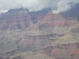 Photo of Las Vegas Grand Canyon South Rim Bus Tour with Optional Upgrades No, its not smoke!