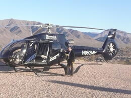 Photo of Las Vegas Grand Canyon Helicopter Tour from Las Vegas Refuelling