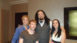 Photo of Las Vegas Penn and Teller at the Rio Suite Hotel and Casino SAM_0310