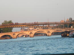 The only way to see the bridges in their full glory is by boat. , mrustich - September 2012