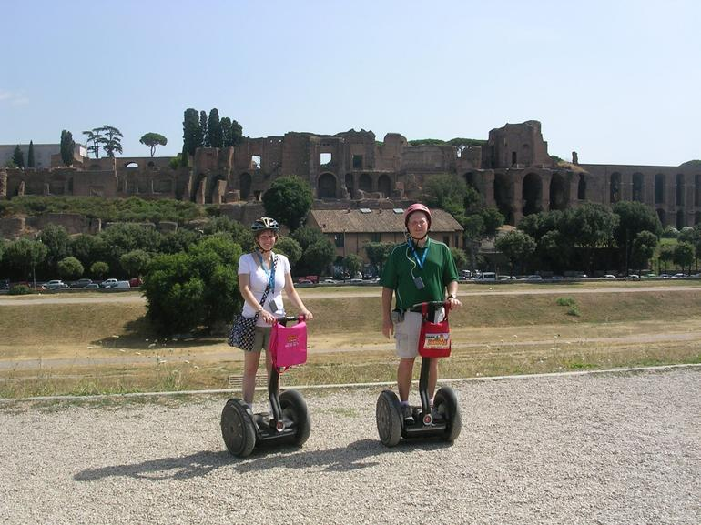 The Circus and Palatine Hill - Rome