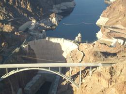 Circling the Hoover Dam , Ian M - May 2011