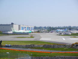 Photo of Seattle Boeing Factory Tour from Seattle The lineup