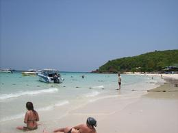 Photo of   Tien Beach on Koh Larn