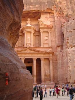 Photo of Amman Private Tour: Petra Day Trip from Amman Treasury (Al-Khazneh)