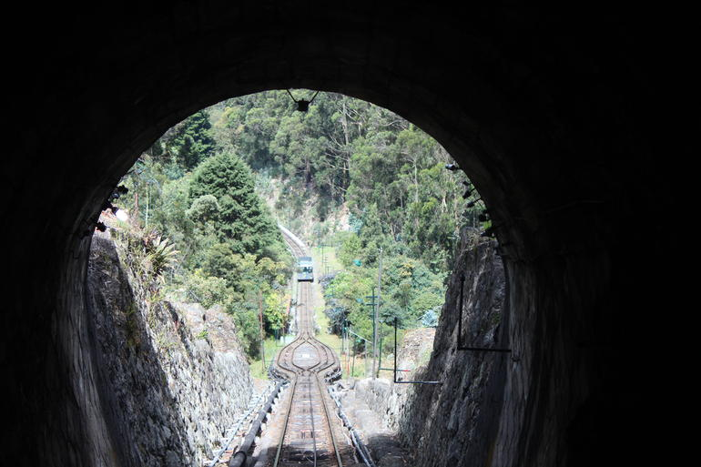 Tunnel - Bogot�
