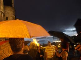 Even rain didn't spoil are tour, it actually made it more fun!, Andrew R - August 2010