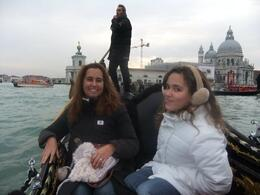 With my daughter , Cristina V - January 2011