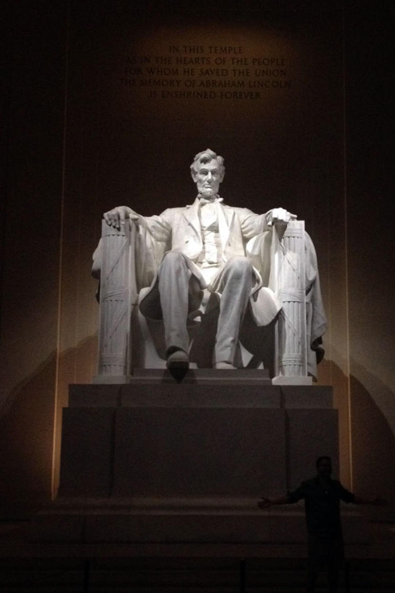 Washington DC Monuments by Moonlight Night Tour - Washington DC