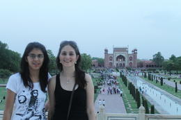 Gateway to the Taj Mahal - September 2012