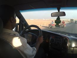 Photo of Sharm el Sheikh Quad Biking in the Egyptian Desert from Sharm el Sheikh As we get there, others already started!
