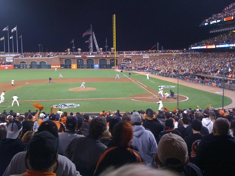 AT&T Park: Giants vs. Phillies - San Francisco