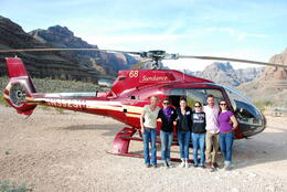 Photo of Las Vegas Grand Canyon All American Helicopter Tour BEST family adventure ever!