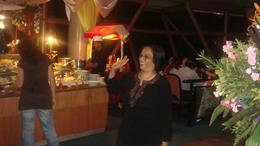 Photo of Kuala Lumpur KL Tower Revolving Restaurant Buffet Dinner and Central Market Night Tour Bye Bye.....Kuala Lumpur Tower