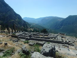 View from Delphi , Matteah H - July 2015
