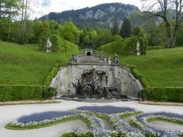 Photo of Munich Royal Castles of Neuschwanstein and Linderhof Day Tour from Munich DSCN3887At the back of Linderhof