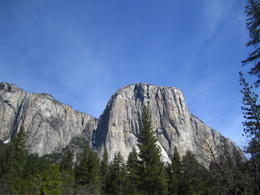 El Capitan - apparently the World's 2nd largest monolith after Uluru in Australia. , John W - May 2011
