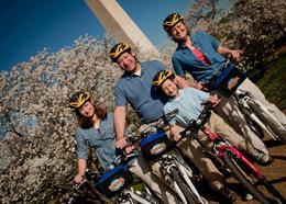 Photo of Washington DC Washington DC Day Bike Rental Family Fun Day