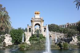 Photo of Barcelona Barcelona Half-Day Bike Tour Fountain: Parc Ciutadella