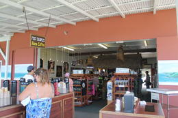 Photo of Big Island of Hawaii Kona Coffee and Craters Inside the Kona Coffee Shop