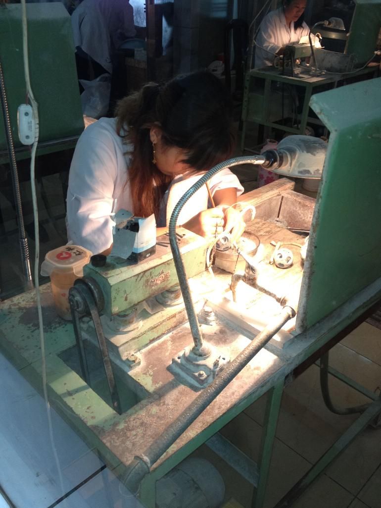 Jade making - Beijing