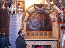 Place of birth, Church of Nativity - August 2010