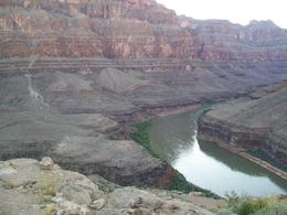 The river flowing through the Canyon , Ian M - May 2011