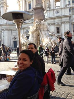 Photo of Rome Classical Rome City Tour Lunch at Piazza Novano