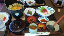 Traditional Japanese Style Lunch , Nicole J - August 2015