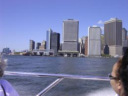 We took this cool picture of the skyline from the Shark tour boat ... what a wonderful time!, Joyce P - September 2008