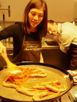 Photo of Barcelona Small-Group Barcelona Cooking Class My First Spanish Cooking Experience