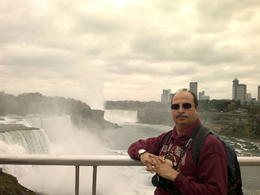 Photo of New York City Viator Exclusive: Niagara Falls Day Trip from New York by Private Plane Naser Rezqalla - Niaga Falls day tour by Private Plane