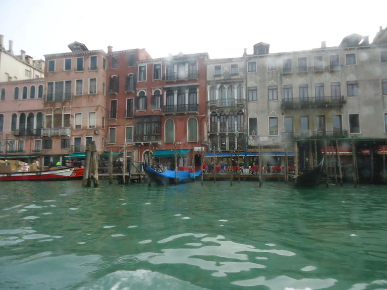 Nearly there - Venice
