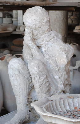 interesting tour of the ruins of Pompeii , kesler28realty - November 2014