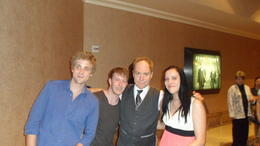 Photo of Las Vegas Penn and Teller at the Rio Suite Hotel and Casino SAM_0309