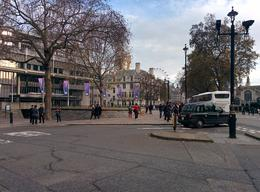 This Stop was near by Big Ben , aabusaif - December 2014