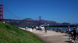 Golden Gate Bridge, B.Chen - July 2011