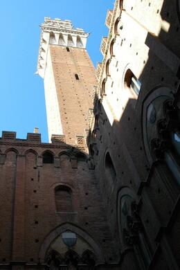 Another view of the tower in Sienna., Jenni S - October 2007