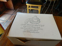 Photo of San Francisco Food Lover's Sightseeing Tour of San Francisco Stella's Bakery Box